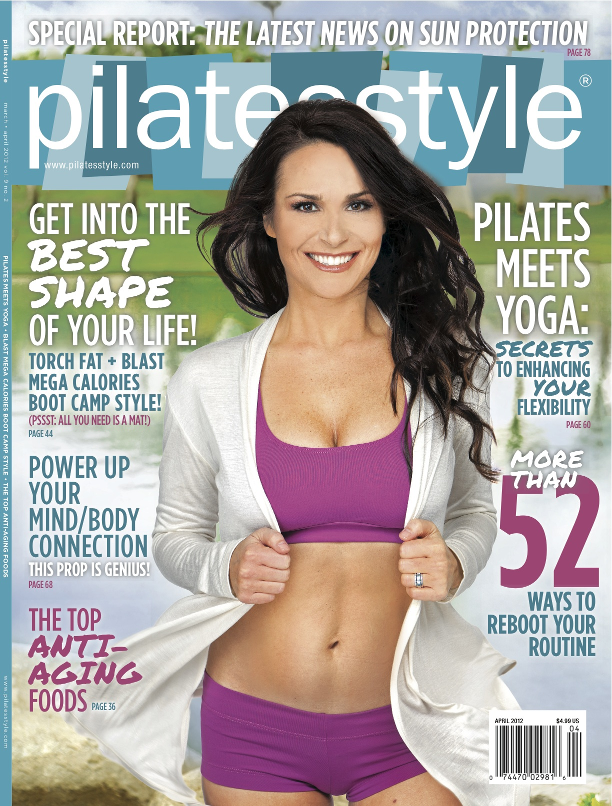 Pilates Style Cover