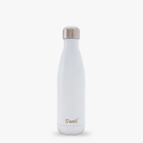 white insulated swell best wine water bottle