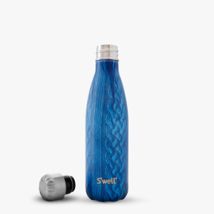 cashmere cable cool blue sporty unique christmas gift best swell water bottle