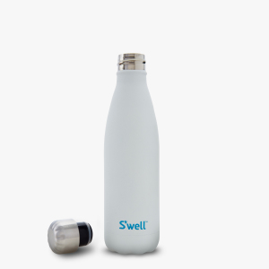 Moonstone white unique sporty gift swell water bottle