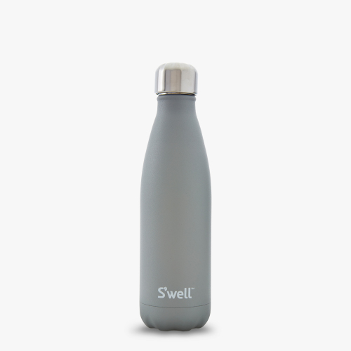 17oz_Smokey Quartz durable water bottle