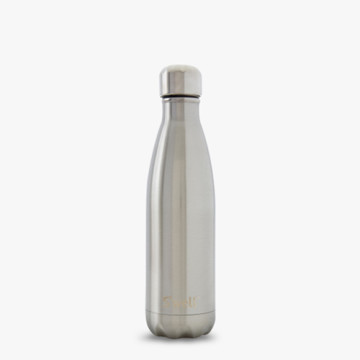 17oz_Silver Lining stainless steel water bottle