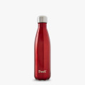 17oz Rowboat Red stainless steel water bottle