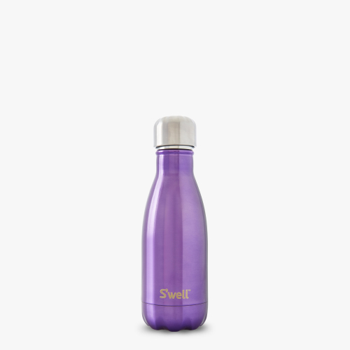 insulated dripless reusable violet crush shiny swell bottle Christmas gift