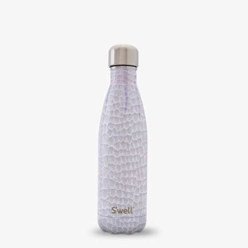 crocodile printed water flask exotics gift eco friendly swimwear thermal swell water bottle