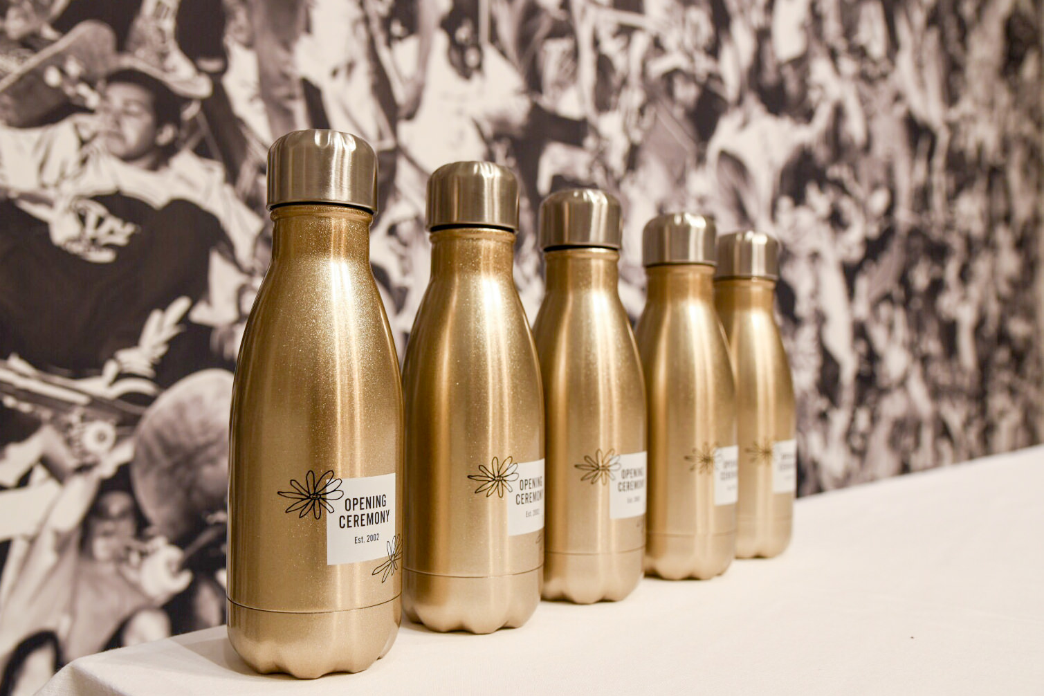 Opening Ceremony x S'well bottles