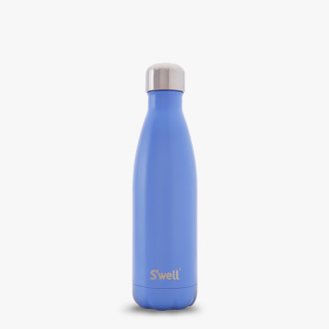17oz_Monaco blue matte water bottle