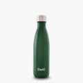 17oz_Hunting green matte water bottle