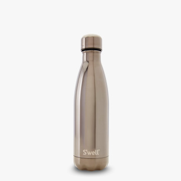 17oz Titanium Metallics Collection S'well Bottle