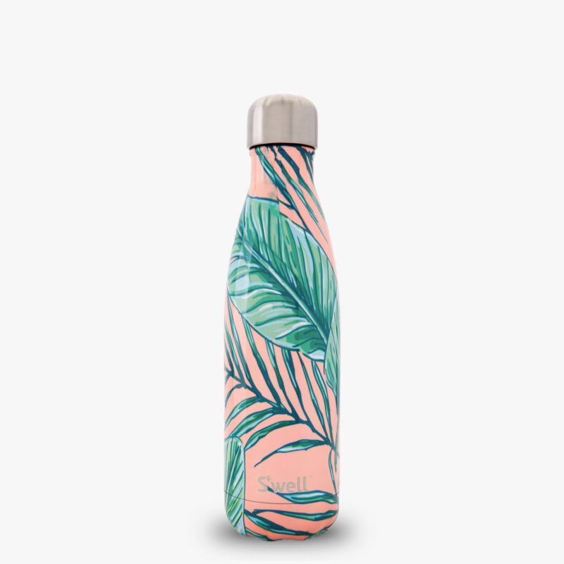 Palm Beach S'well Water Bottle from the Resort Collection