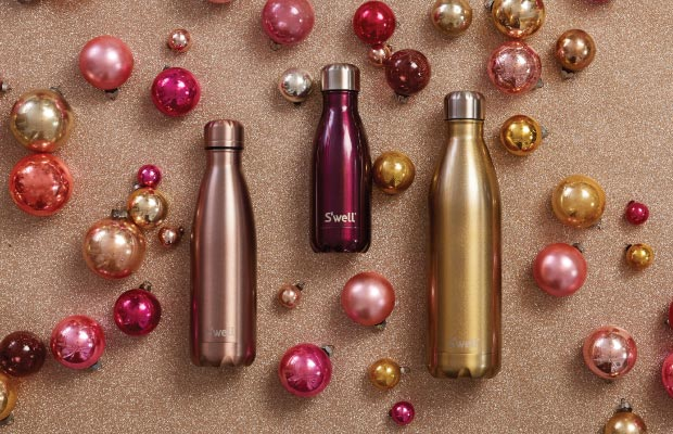 S'well Bottle Holiday Gift Guide 2016 Glam Girl