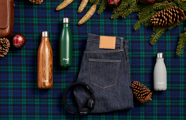 S'well Bottle Holiday Gift Guide 2016 For Him