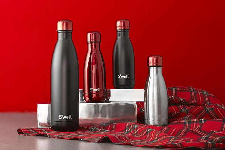 Limited Edition (PRODUCT)RED S'well bottles raise funds in the fight against AIDS