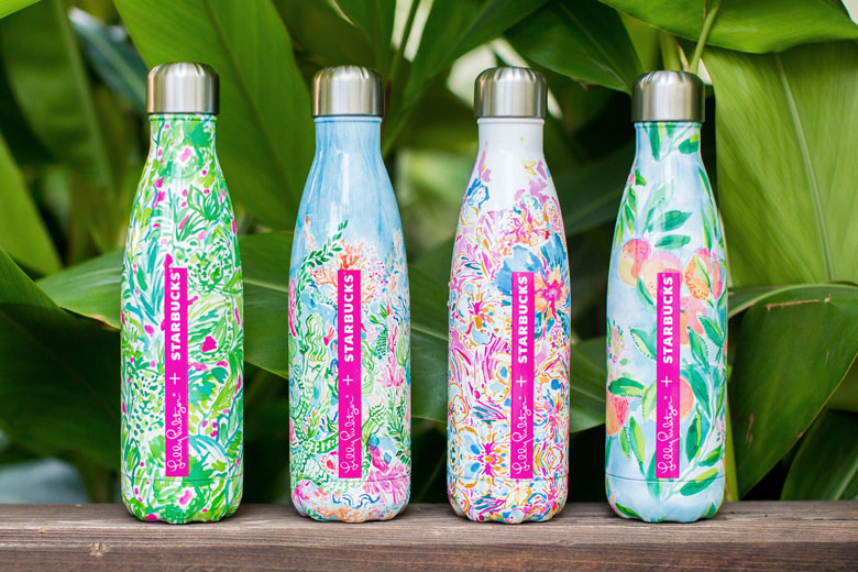 c3217babdb Introducing the S'well x Lilly Pultizer Collection - S'well Blog