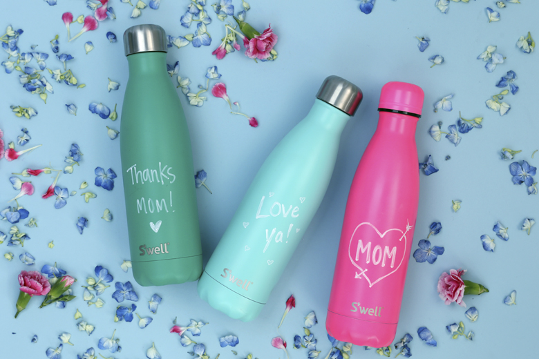 This Mother's Day celebrate mom with S'well Bottle