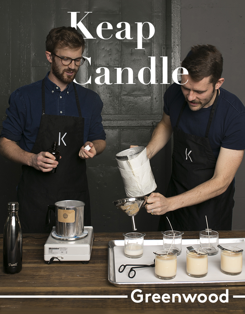 Keap Candle shares S'well's love for giving back to the community