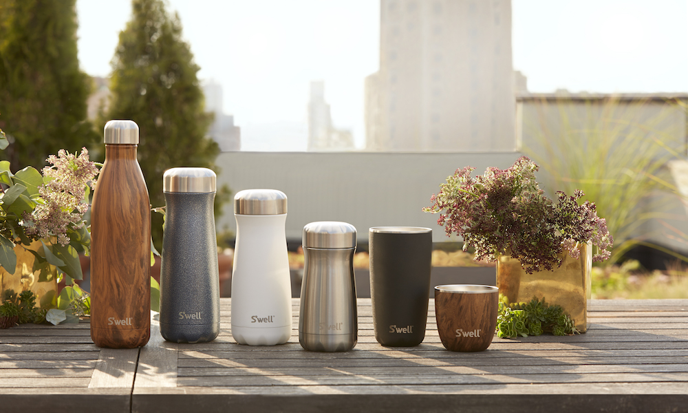 S Well Introduces Traveler Bottles Amp Tumbler Cups S Well