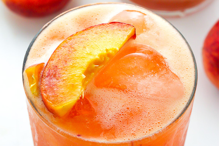 S'well Blog - Cinco de Mayo Recipes Peach Margarita