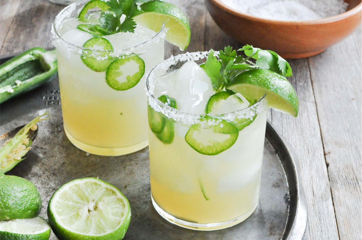 S'well Blog - Cinco de Mayo Recipes Spicy Margarita