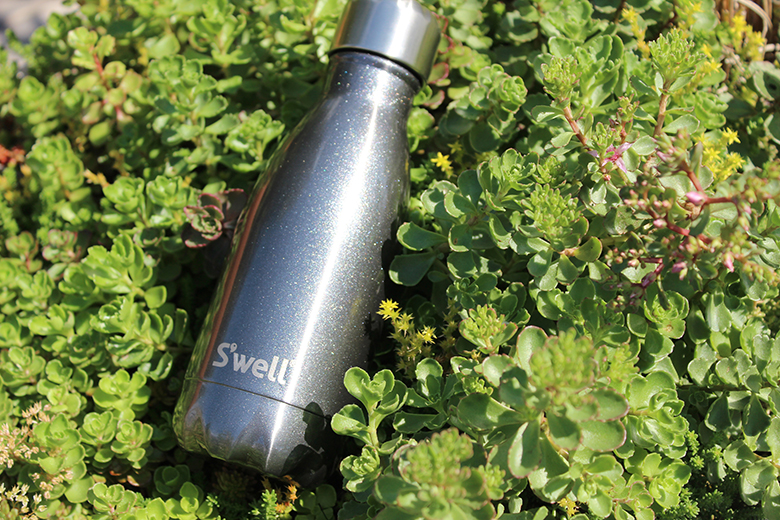 Summer activities in NYC with small stainless steel water bottle