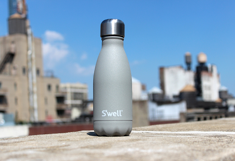 Best parks and summer spots in NYC with small Swell stainless steel insulated water bottle