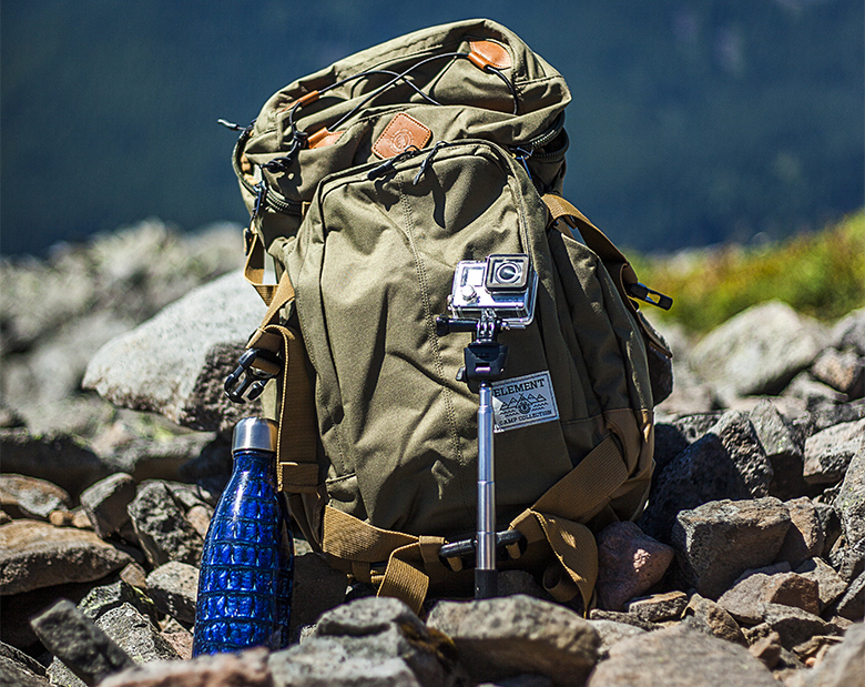 S'well water bottle essentials on adventures across the world