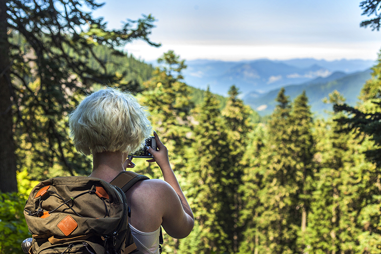 #SwellAdventures blog series covers the adventures of S''well fan on her trip through Oregon and Washington