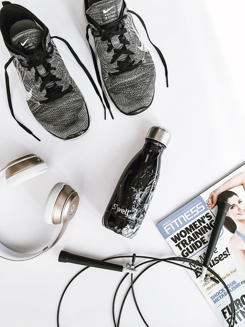 NYFW prep and more from S'well stainless steel water bottle